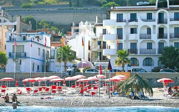 Itálie, Sicílie, letecky na 8 dní s polopenzí