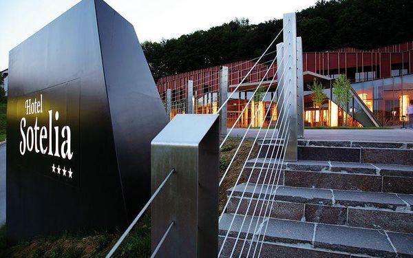 Slovinsko - Slovinské lázně na 3 až 4 dny, polopenze s dopravou vlastní