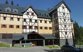 3 až 6denní pobyt pro 2 osoby v apartmánu Javor v Tatranské Lomnici