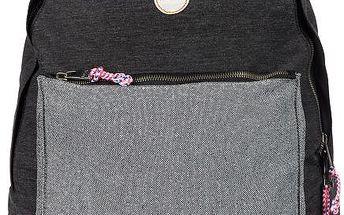 Roxy Batoh Frozen Bag 22L True Black ERJBP03123-KVJ0