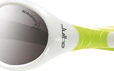 Julbo Dívčí sluneční brýle Looping III SP4, bílo-zelené