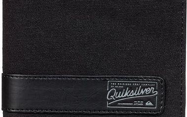 Quiksilver Peněženka Supplied Black EQYAA03220-KVJ0