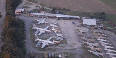 Muzeum letecké a pozemní techniky