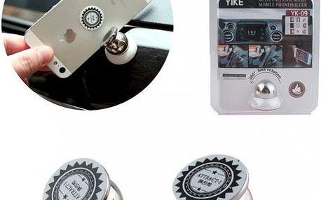 Magnetický držák na telefon do auta Attract