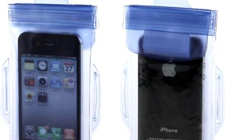 Voděodolný obal na telefon či jiné drobnosti