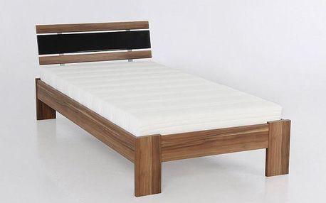 Moderní futonová postel Colorado včetně matrace a roštu