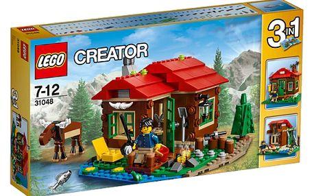 Lego Creator 31048 Chata u jezera
