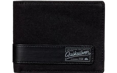 Quiksilver Peněženka Supplied Black EQYAA03220-KVJ0