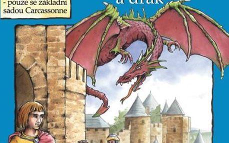 Mindok Carcassonne 3. Princezna a drak