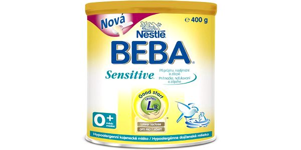 NESTLÉ Beba Sensitive 400g NEW