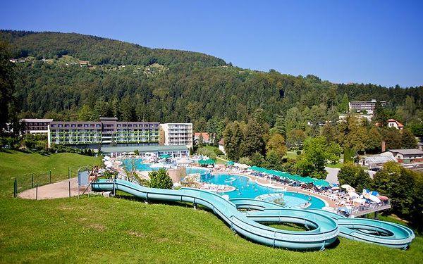 Slovinsko - Slovinské lázně na 3 až 5 dní, bez stravy s dopravou vlastní