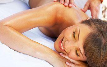 30 minutová čínská masáž