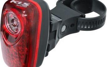 KLS Rippy zadní LED osvětlení