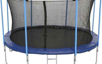 Trampolína OLPRAN 300 cm + ochranná síť + žebřík