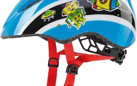 Dětská cyklistická přilba UVEX Kid 2 rocket 2015