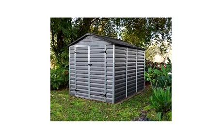 Zahradní domek PALRAM Skylight 6x8 šedý