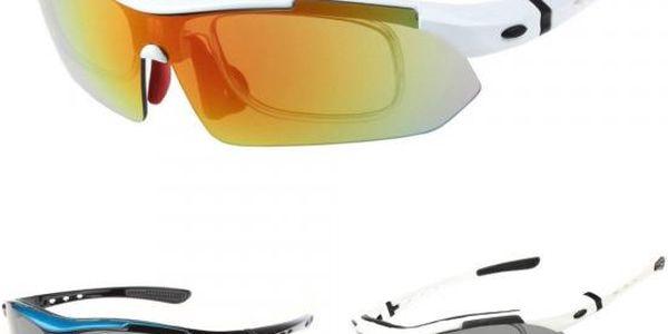 Cyklistické polarizační brýle Professional