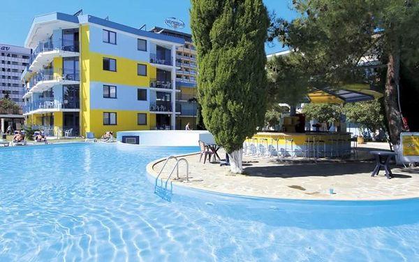 Bulharsko - Slunečné Pobřeží na 8 až 12 dní, all inclusive s dopravou letecky z Brna, letecky z Ostravy nebo vlastní