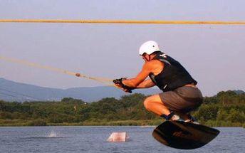Wakeboarding na hodinu pro jednoho