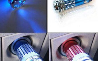 Mini svítící ionizátor vzduchu