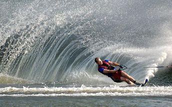 Vodní lyžování (10 jízd pro dospělého)