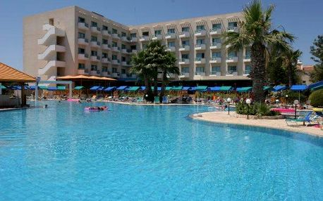 Kypr - Larnaca na 8 až 11 dní, all inclusive nebo polopenze s dopravou z Katowic