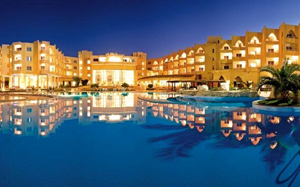 Tunisko, Monastir, letecky na 4 dny s all inclusive