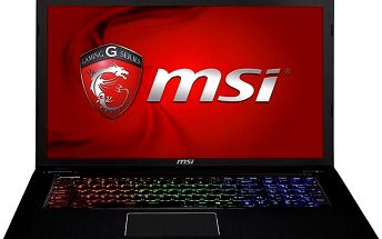 Notebook MSI GE70 2PE-082XCZ Apache Pro 17,3 + 200 Kč za registraci
