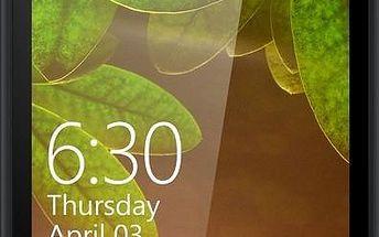 Mobilní telefon Nokia Lumia 630, DualSim, oranžový + černý kryt + 200 Kč za registraci
