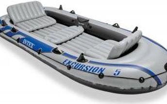 Nafukovací člun Excursion 5 NOVÝ MODEL