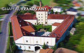 Historií nasycená atmosféra ve Vinném domě Chateau Krakovany