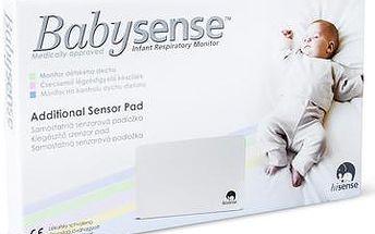 Babysense Samostatná senzorová podložka monitor dechu
