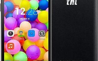 Mobilní telefon THL 5000, černý + 200 Kč za registraci