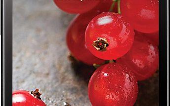 Mobilní telefon LG Optimus L7 II P710, titanový + 200 Kč za registraci