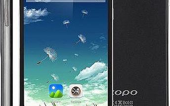 Mobilní telefon Zopo ZP980+/C2+, Dual sim, černý + 200 Kč za registraci