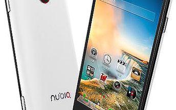 Smartphone ZTE Nubia Z5 mini, bílý + 200 Kč za registraci