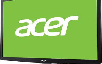 """Acer S240HLbid - LED monitor 24"""" - ET.FS0HE.005 + Zdarma AQ KVH020, HDMI/HDMI, 2m ( v ceně 249,-)"""