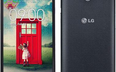Smartphon LG L70 D320n, 4 GB, černý + 200 Kč za registraci