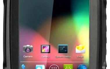 Smartphon Ruggear RG-500 DualSim, žlutý + 200 Kč za registraci