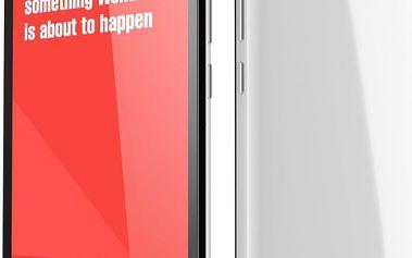 Smartphon Xiaomi Redmi Note LTE, bílý + 200 Kč za registraci
