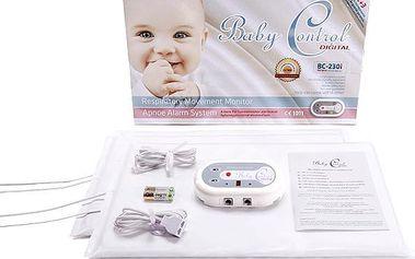 Baby Control Digital monitor dechu BC-230i