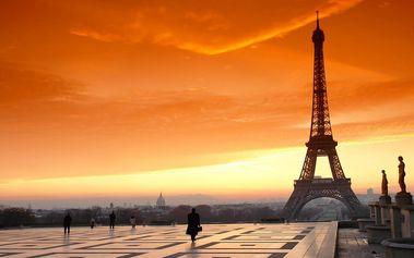 Zájezd do letní Paříže v termínu 8. - 11.8.2016. Prožijte léto v městě lásky