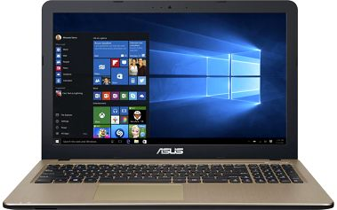 Notebook Asus X540LA, černý + 200 Kč za registraci