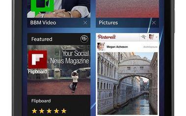 Smartphone BlackBerry Astro Z30, černý + 200 Kč za registraci