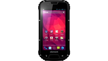 Smartphone Sencor Element P430, Destroyer, černý + 200 Kč za registraci