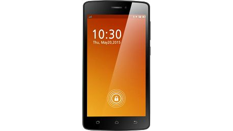 Mobilní telefon Sencor Element P502, černý + 200 Kč za registraci