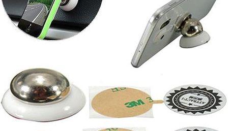 Univerzální magnetický stojan na telefon - skladovka - poštovné zdarma
