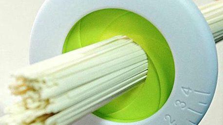 Dávkovač na špagety - zelená barva - dodání do 2 dnů