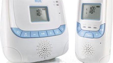 NUK monitor dechu ECO Control+ s displejem