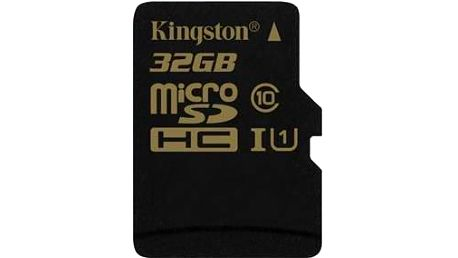 Kingston MicroSDHC 32GB UHS-I U1 (90R/45W) (SDCA10/32GBSP)
